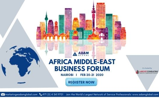 Africa & Middle East Business Forum: Nairobi