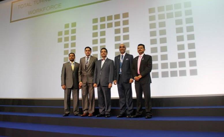 SME Awards 2013 : Dubai