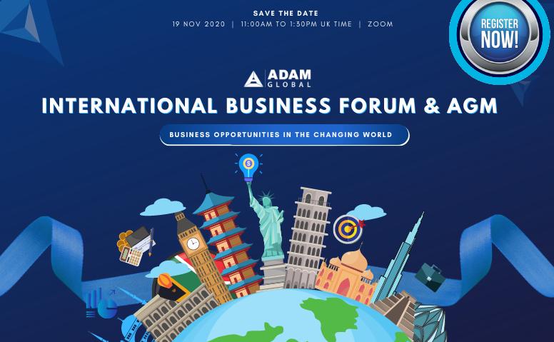 International Business Forum & AGM